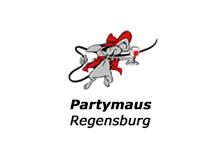 Partymaus Regensburg mit DJ Paul in landshut